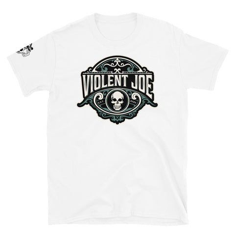 Violent Joe Coffee Brand Logo Tee