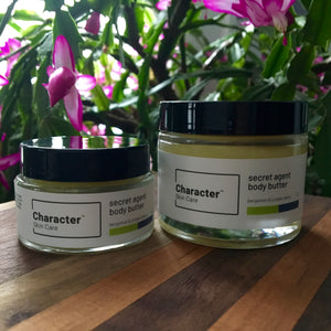 Secret Agent Body Butter