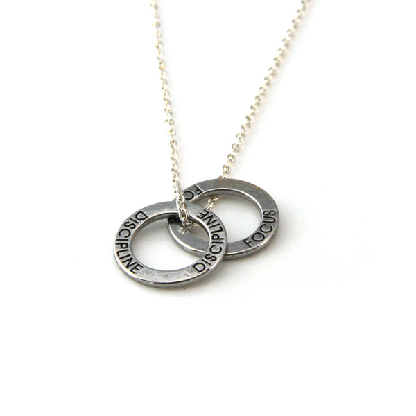 Emotion Ring Necklace