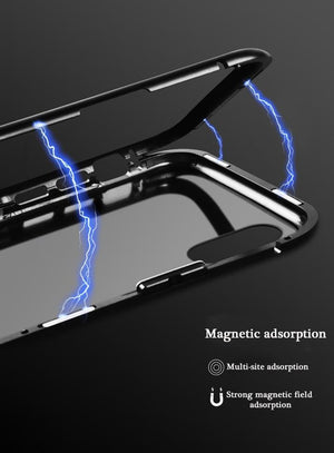 Magnetic Adsorption Case