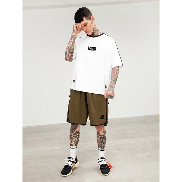 INGENUITY CASUAL SWEAT SHORTS GREEN