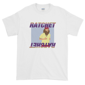 RATCHET RUNNER AESTHETIC UNISEX SHORT-SLEEVE T-SHIRT