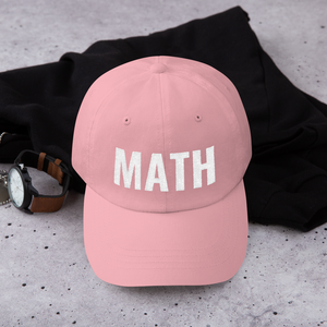 MATH YANG GANG Supporters Dad hat