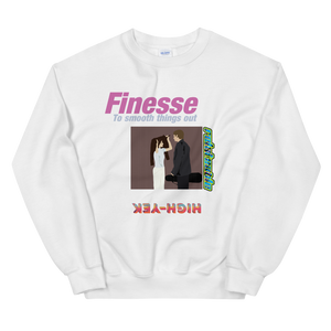 FINESSE UNISEX RELATEABLE SWEATSHIRT