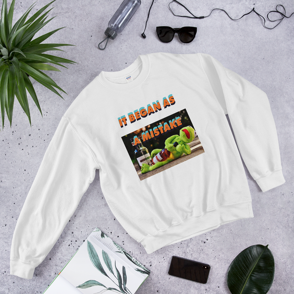 ALCOHOLIC MISTAKES UNISEX AESTHETIC HOODIE