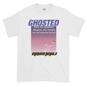 GHOSTED AESTHETIC UNISEX SHORT SLEEVE T-SHIRT
