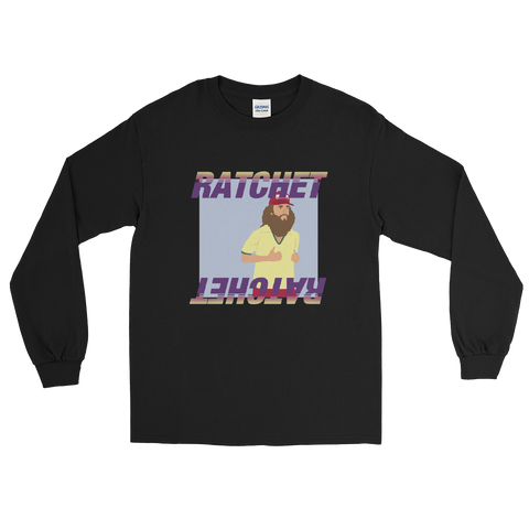 RATCHET RUNNER AESTHETIC UNISEX LONG SLEEVE T-SHIRT