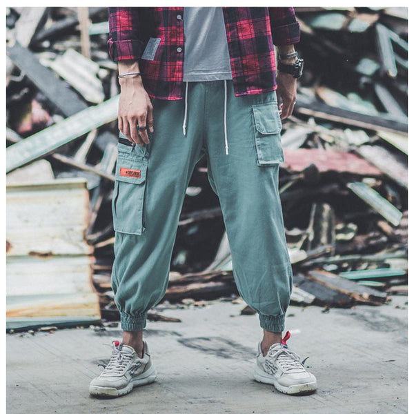 """OR ITS REAL"" LO-FI PANTS - RED"