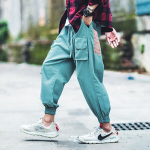 """OR ITS REAL"" LO-FI PANTS - GREEN"