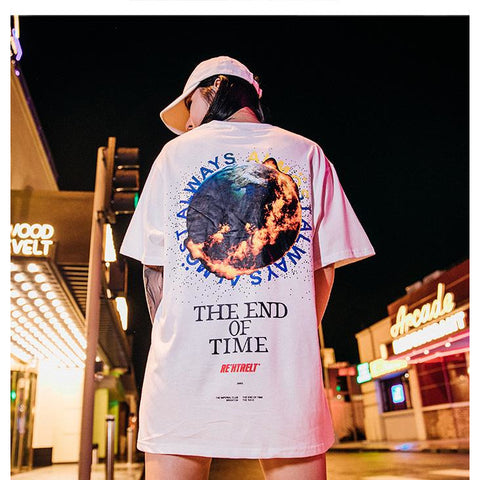 END OF TIME TEE