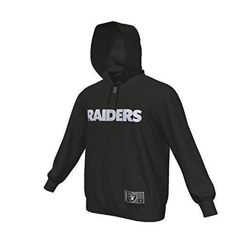 Men's New NFL Classic Heavyweight Fleece Oakland Raiders Sweatshirt RN327