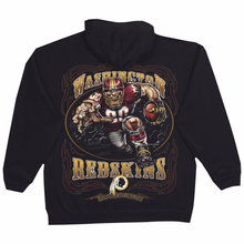 Men's New NFL Running Back Washington Redskins Hoodie Style Number RU229