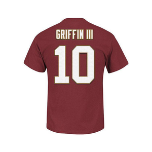 Men's New NFL Eligible Receiver Washington Redskins Tee Style Number RS218