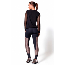3D Back Detail Legging