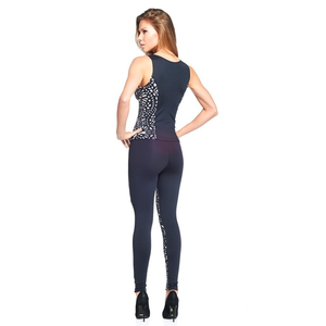 Cut Effect Legging