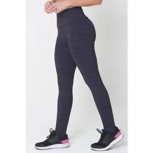 Purple Run On Legging