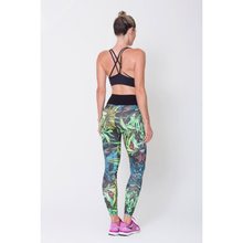 Botanical Print Leggings