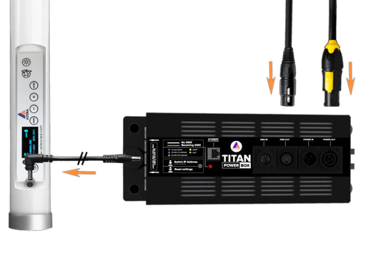 Astera Titan Tube PowerBox