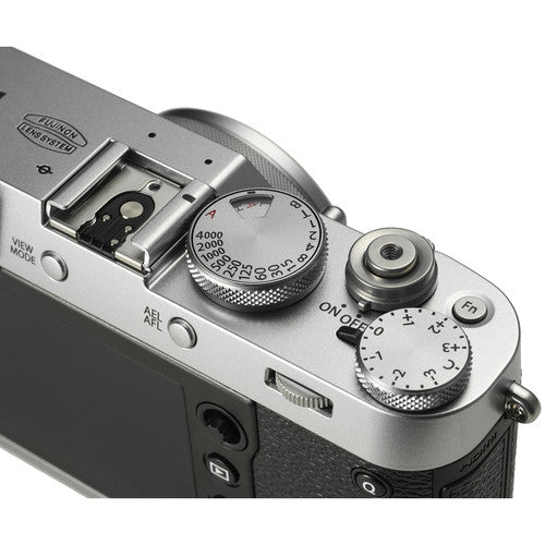 FUJIFILM X100F Digital Camera (Silver)