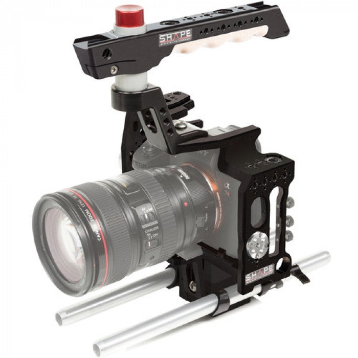 SHAPE Sony A7R3 Cage 15mm Rod System