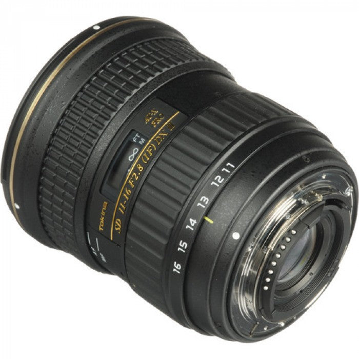 Tokina 11-16mm F/2.8 ATX Pro DX II Autofocus Lens For Nikon