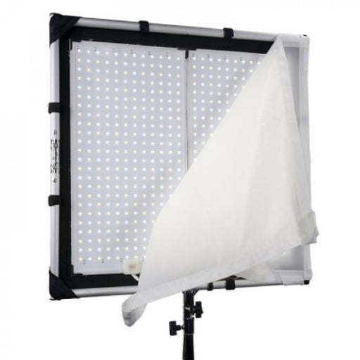 Nanguang CN-ST288Cx2 Flex LED Light Panel 120cm With Stand And Case