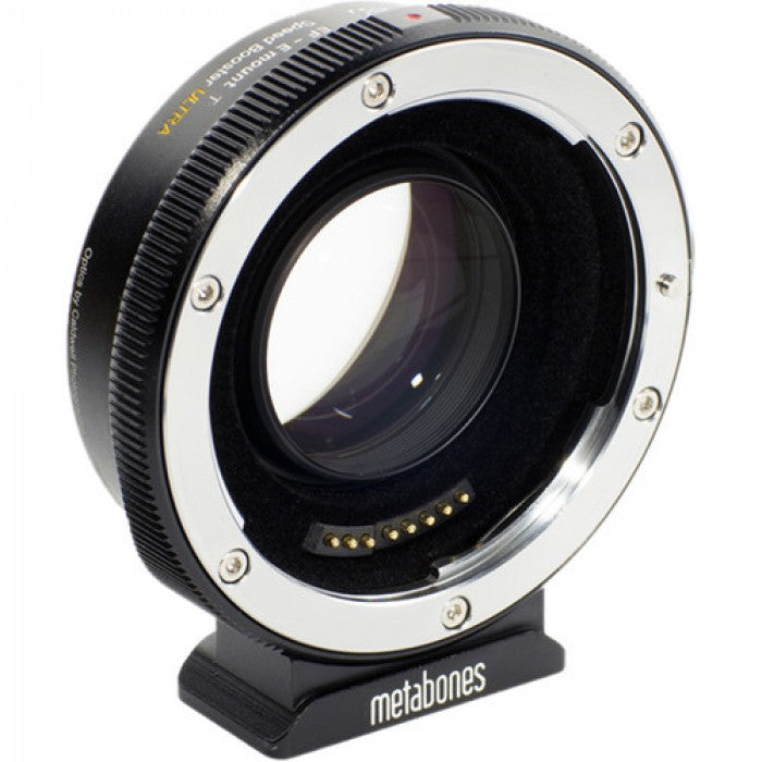 Metabones Canon EF To E Mount Speed Booster ULTRA II 0.71X
