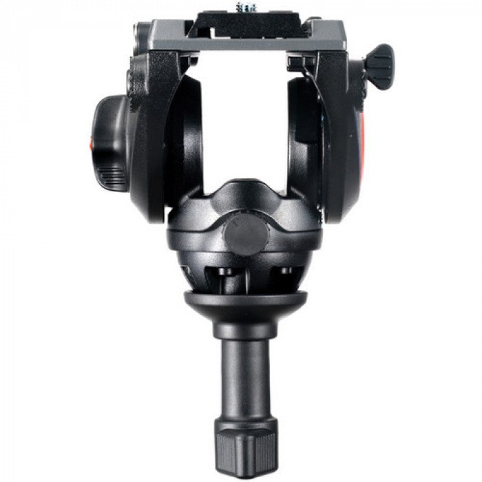 Manfrotto MVH500A Fluid Drag Video Head With MVT502AM Tripod