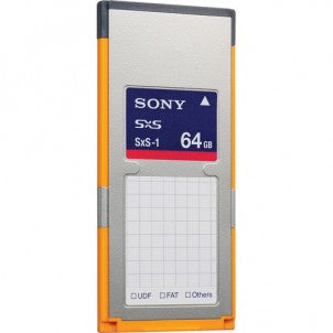 Sony 64GB SxS-1 Memory Card