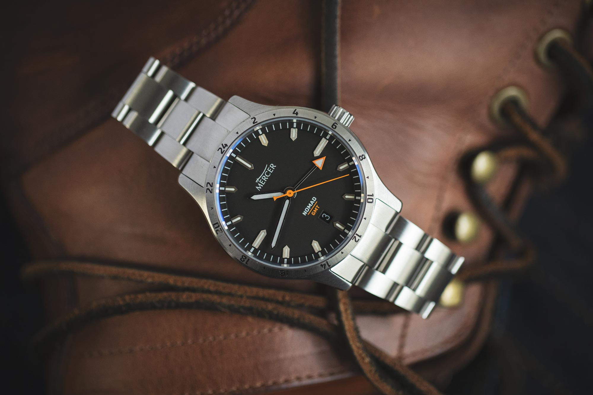 Mercer's new Nomad GMT MERCER_NOMAD_HEAD