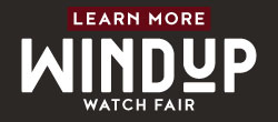Windup Watch Fair Logo