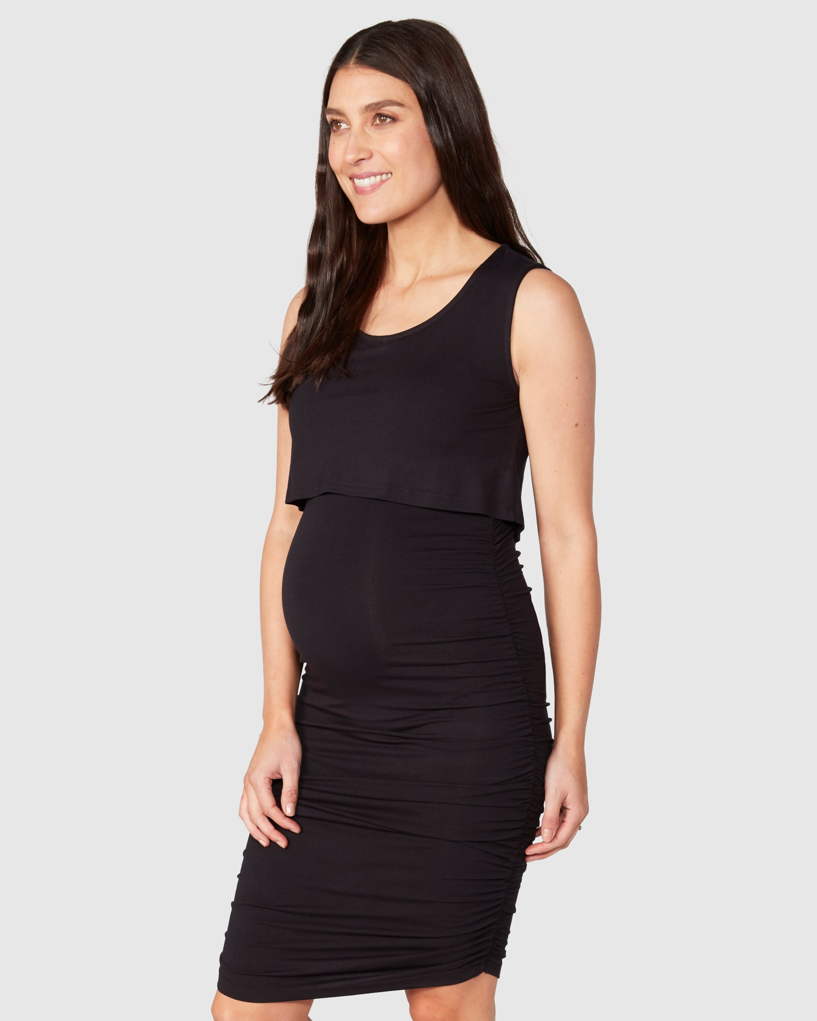Lindsay Nursing Singlet Dress