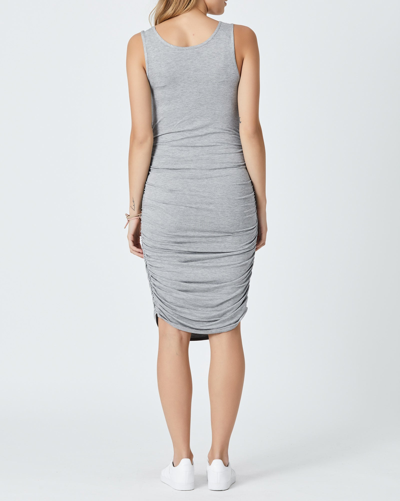 Bailey Gather Singlet Dress (outlet)