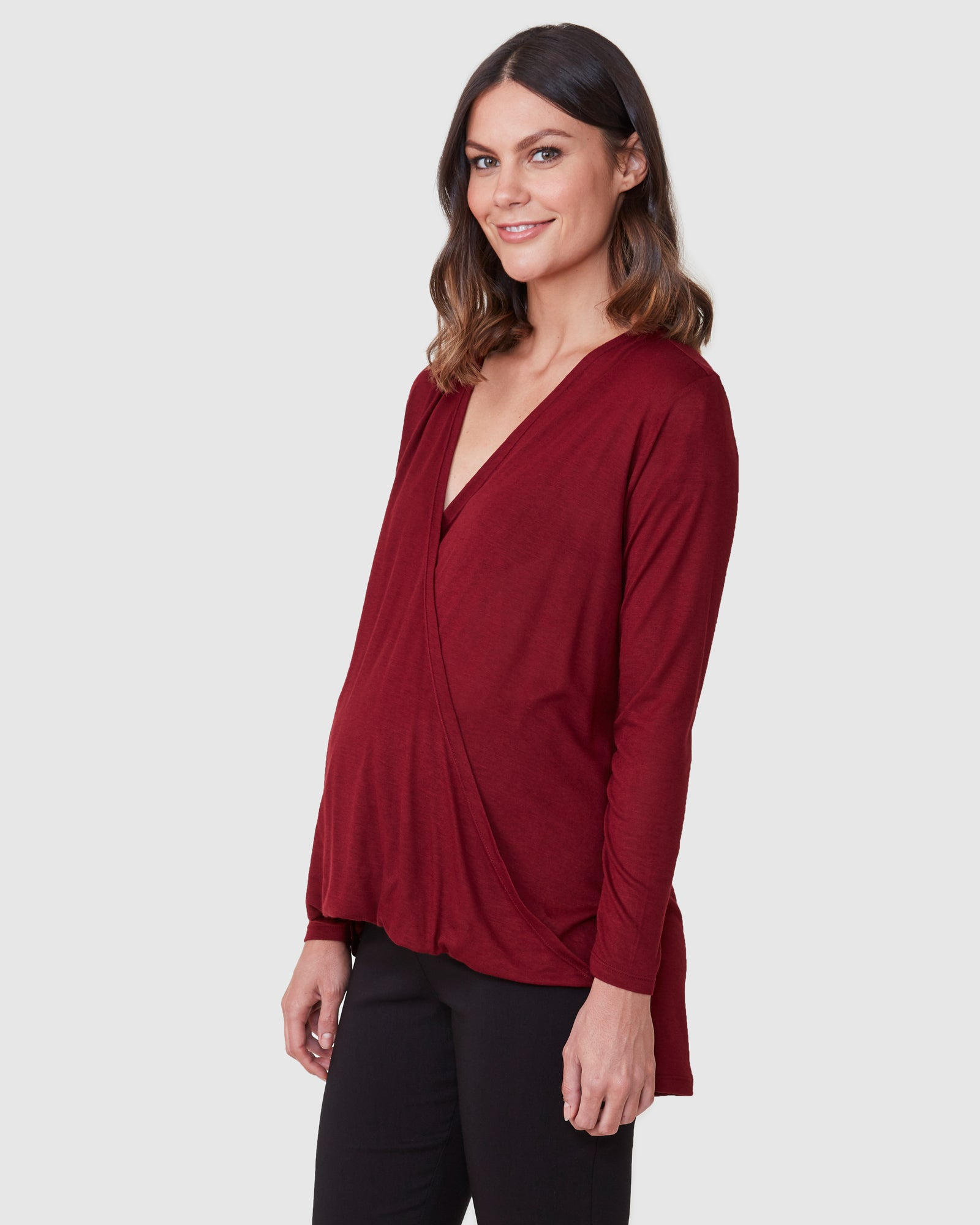 Freya Nursing Knit