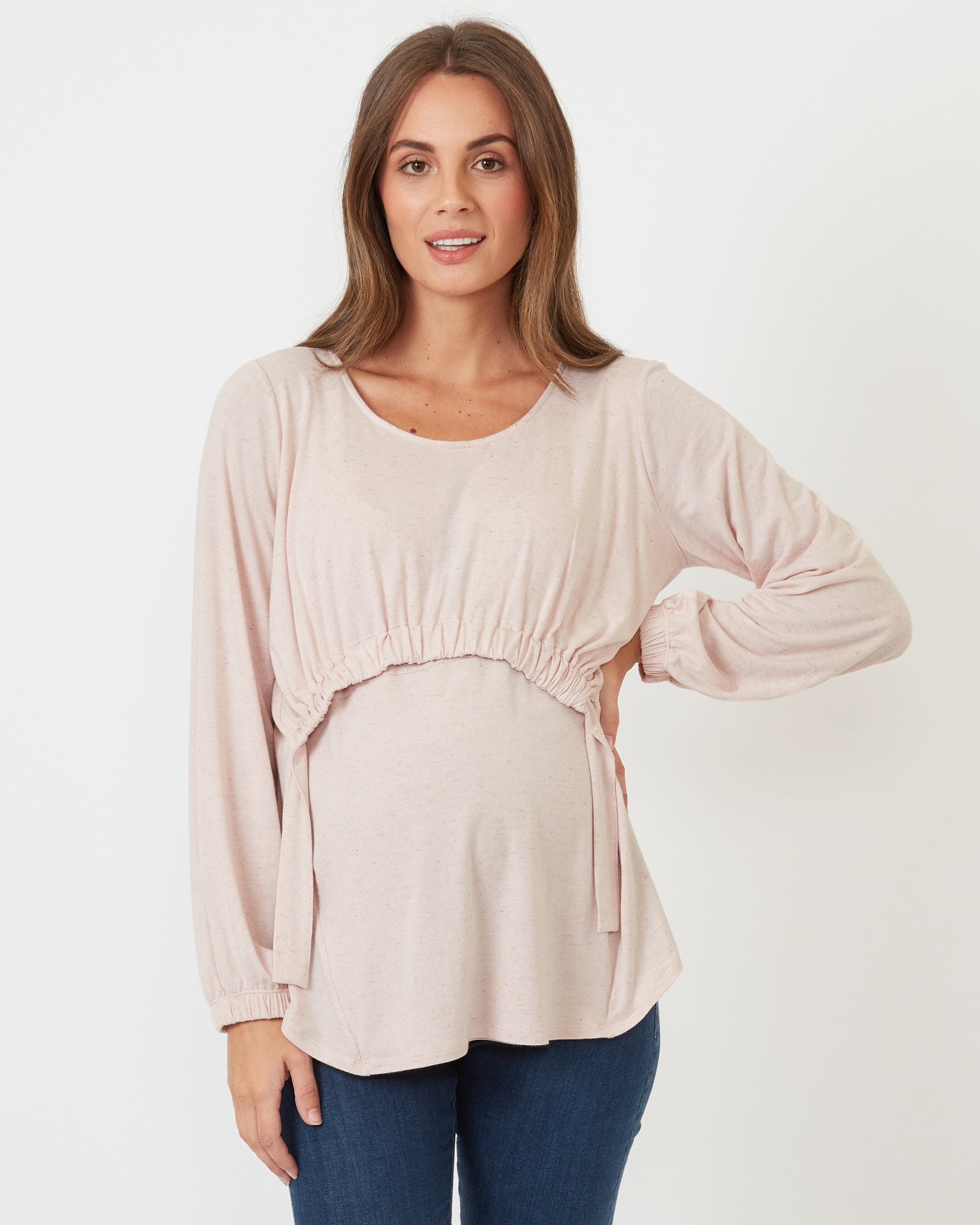 Karla Nursing Top