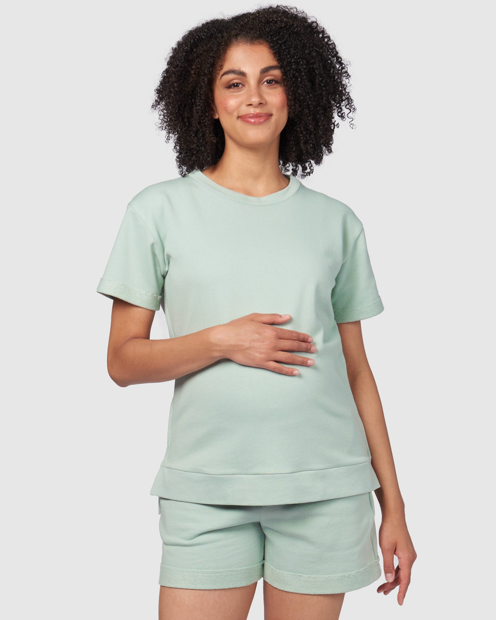 Tori Nursing Top