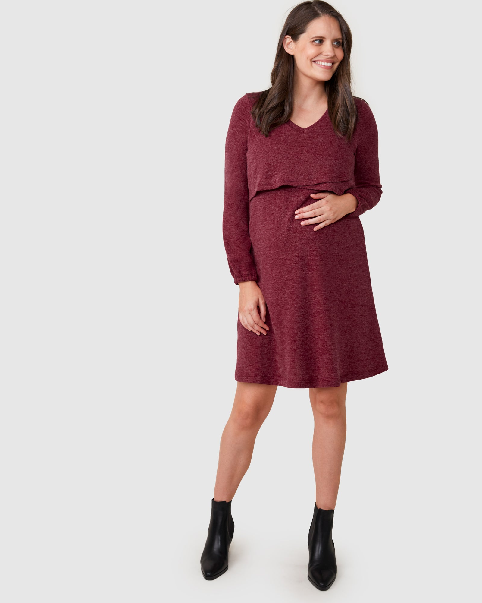 Hanna Nursing Dress