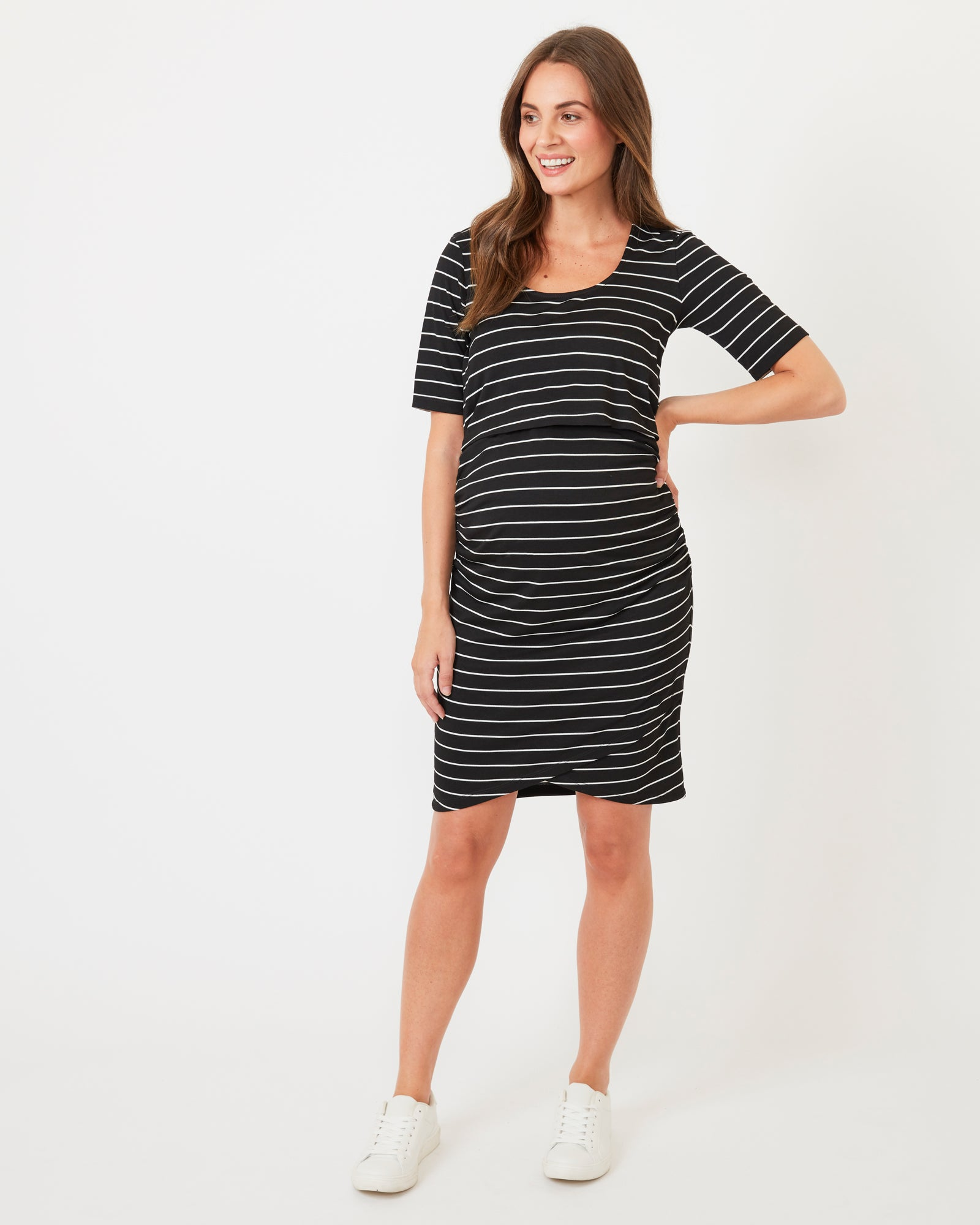 Jayda Nursing Dress