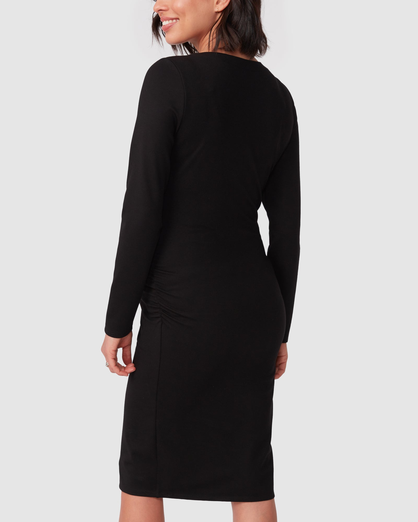 Jana Ponte Nursing Dress