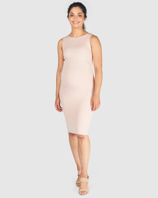 Mia Ponte Nursing Dress