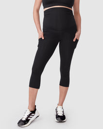 Frida Pocket Recovery Crop Leggings