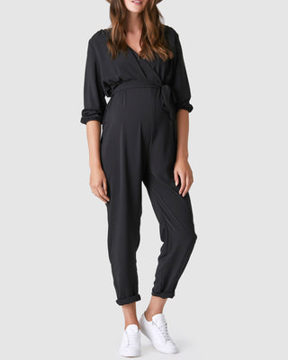 Cleo Crossover Jumpsuit (outlet)