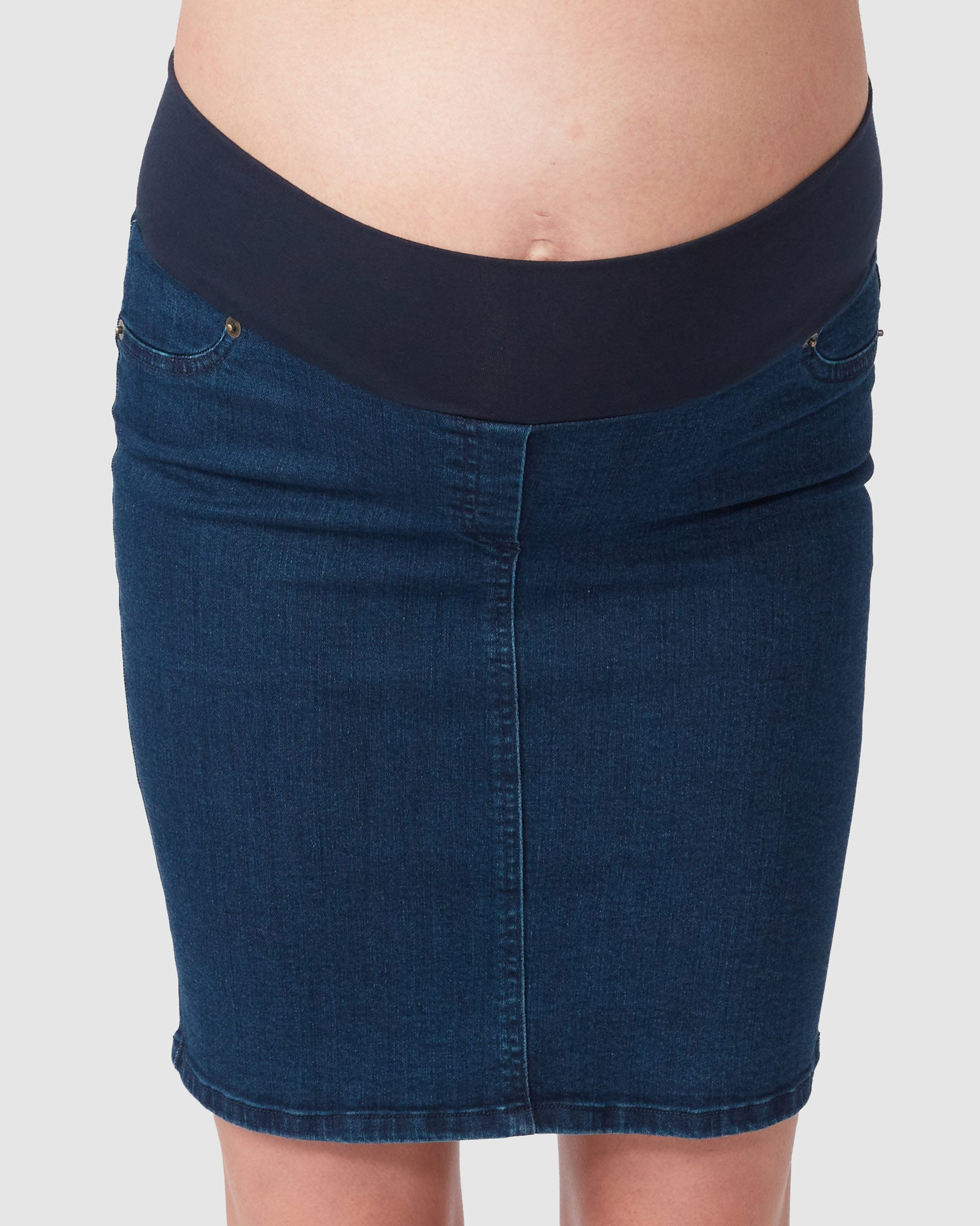 Margot Denim Skirt