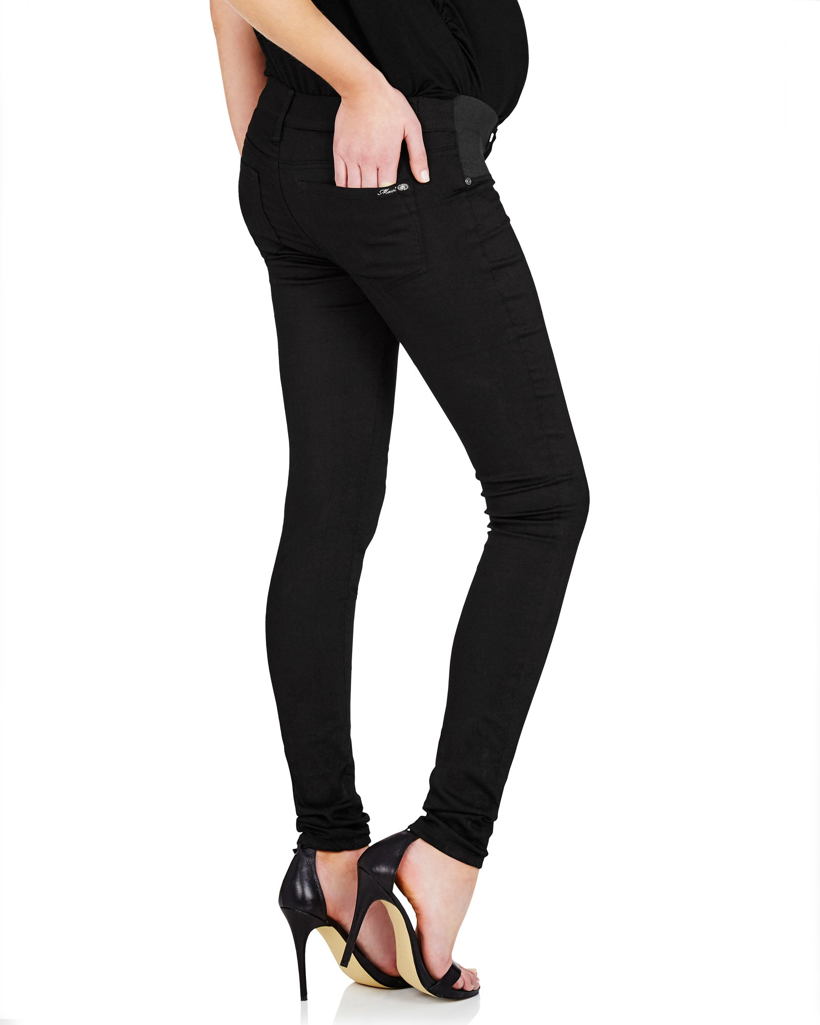 Mavi Renia Low Rise Skinny Maternity Jean (outlet)