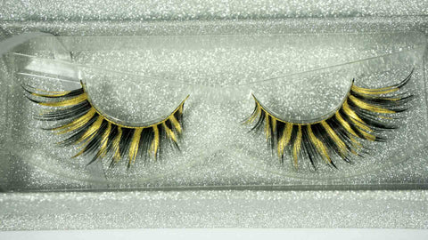 Glamour Party Lashes, Color Airbrush und kreativer Deko