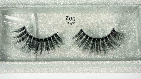 "Glamour Silk Klebe-Lashes ""Open Eye Look"""