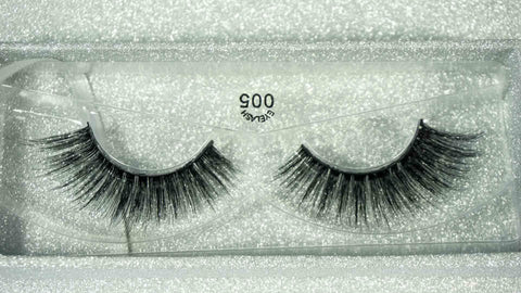 "Glamour Silk Klebe-Lashes ""Cat Eye Look"""