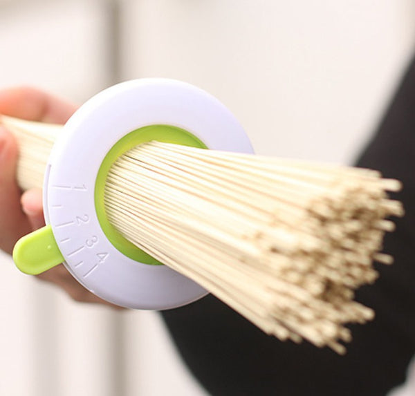 Adjustable Spaghetti Pasta Noodle Portions Measure Controller