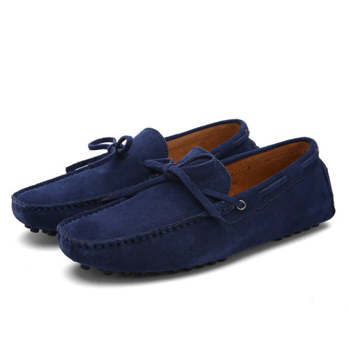Loafers Leather Boat Shoes