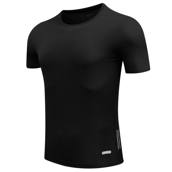 Running Quick Dry Designer Slim Fit Fitness Gym T-Shirts